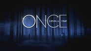 Once Upon a Time logo titlecard générique épisode 2x19