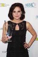 Lana Parrilla trophée 2013