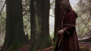 2x14 Rumplestiltskin Ténébreux marche forêt