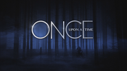 Once Upon a Time logo titlecard générique épisode 1x03