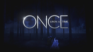 Once Upon a Time logo titlecard générique épisode 3x04