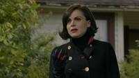 6x09 Regina Mills menace coeur enchanté ferme de Zelena