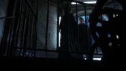 6x16 Fée Noire Gideon tour de l'horloge nuit