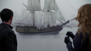 4x15 Ursula Killian Jones port Sotrybrooke Jolly Roger aggrandit