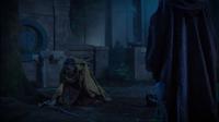 5x07 Nimue Ténébreuse prend Excalibur Vortigan Merlin pouvoir