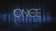 Once Upon a Time logo titlecard générique épisode 3x10