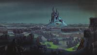 La Belle au Bois Dormant (Disney) château Royaume Roi Stéphane