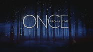 Once Upon a Time logo titlecard générique épisode 4x04
