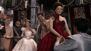 2x16 Princesse Reine Eva Roi Xavier fil d'or Cora Prince Henry Sr demande en mariage fiançailles