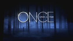 Once Upon a Time logo titlecard générique épisode 2x22