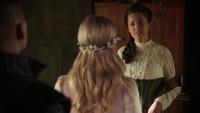 W1x05 mère d'Anastasia Reine Rouge Will Scarlet avertissement Pays des Merveilles
