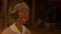 La Princesse et la Grenouille film Disney 2009 Eudora