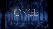 Once Upon a Time logo titlecard générique épisode 6x16
