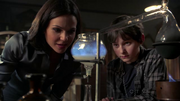 Shot 2x08 Regina Fluch