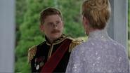 4x07 Duc de Weselton Helga dos menaces révélation peuple magie Ingrid Reine sorcellerie