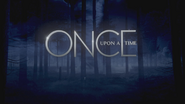 Once Upon a Time logo titlecard générique épisode 3x18