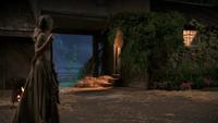 1x04 Cendrillon balaie arrivée Marraine la fée