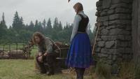 4x02 Prince Charmant David berger Anna bergerie histoire père