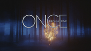 Once Upon a Time logo titlecard générique épisode 4x14
