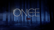Once Upon a Time logo titlecard générique épisode 6x15