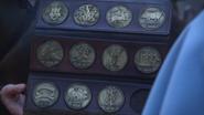 5x13 médailles douze travaux d'Hercule