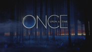 Once Upon a Time logo titlecard générique épisode 6x08