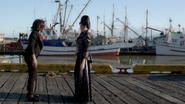 6x02 Port de Storybrooke Regina Mills Reine Regina Sérum Méchante Reine