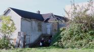 1x09 Maison Zimmer fuite Ava Nicholas secours extérieur jardin