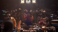 1x17 Jefferson Chapelier Fou chapeaux essais emprisonnement tâche sentence condamnation échecs folie