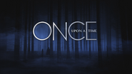 Once Upon a Time logo titlecard générique épisode 1x10