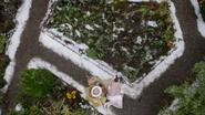 7x09 Jardin Raiponce Anastasie malheur