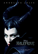 Maléfique film 2014 affiche teaser
