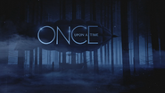 Once Upon a Time logo titlecard générique épisode 5x22
