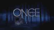 Once Upon a Time logo titlecard générique épisode 4x11