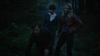 1x03 Graham Emma Mary Margaret recherche John Doe