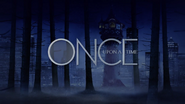Once Upon a Time logo titlecard générique épisode 7x06