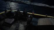 7x16 Autre Royaume Jolly Roger Killian Jones Uchronie Henry Mills débarquement clandestin