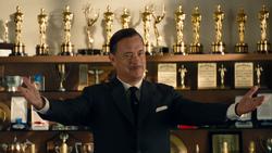 Saving Mr. Banks Dans l'Ombre de Mary - La Promesse de Walt Disney Tom Hanks