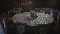 5x02 Reine Guenièvre Roi Arthur Table Ronde mort Perceval