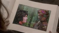 Jefferson fille Grace 1x17 livre