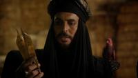 6x05 Jafar oiseaux rouges oracle caverne au merveilles ciseaux des moires cadeaux Aladdin