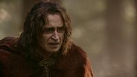 2x14 Rumplestiltskin regard prophétesse mort décès
