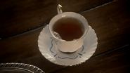 4x11 tasse de thé soucoupe