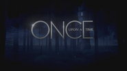 Once Upon a Time logo titlecard générique épisode 3x14