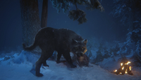1x15 Scarlett Grand Méchant Loup loup-garou garache lycanthrope