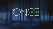 Once Upon a Time logo titlecard générique épisode 5x02