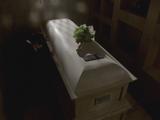 Cercueil de Henry Mills