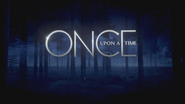 Once Upon a Time logo titlecard générique épisode 3x01