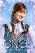 Once Upon a Time season 4 Anna poster