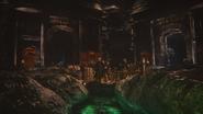 5x14 Hadès Killian Jones Capitaine Crochet présentation rivières infernales des Âmes Perdues quai source Enfers Styx Cocytus